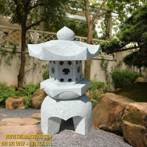 Đèn Đá Lục Lăng 40cm