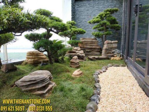 Thác Nước Đá Cổ Thạch Cao 3m Tại Bình Xuyên - Bà Rịa, Vũng Tàu