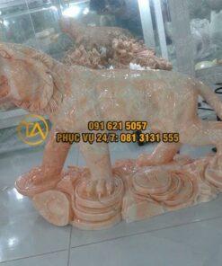 Tượng Hổ Bằng đá; Tượng Hổ đá; Tượng Con Hổ Bằng đá