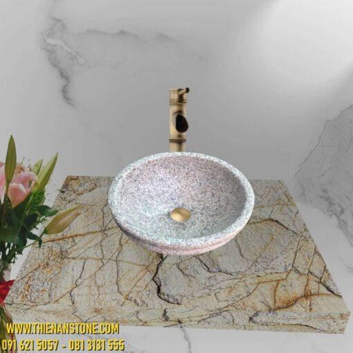 Lavabo Đá Granite Hoa Cương
