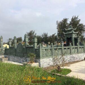 Mộ đá Xanh Rêu; Mộ đá Xanh Thanh Hoá