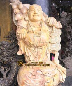 Tuong-phat-di-lac-bang-da-tdl16