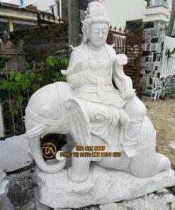 Tượng Phổ Hiền Bồ Tát