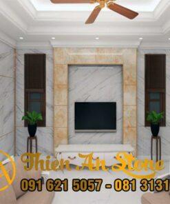 Da-marble-op-tuong-phong-khach-dopk06