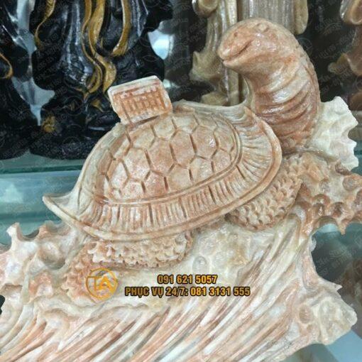 Tượng Rùa Đá