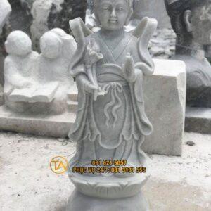 Tượng Kim Đồng Ngọc Nữ