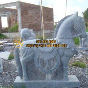 Tượng Ngựa Đá Phong Thuỷ; Tượng Ngựa đá; Tượng Con Ngựa