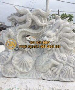 Tượng Rồng Đá