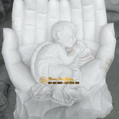 Tượng Thiên Thần Bằng đá; Tượng đá Thiên Thần