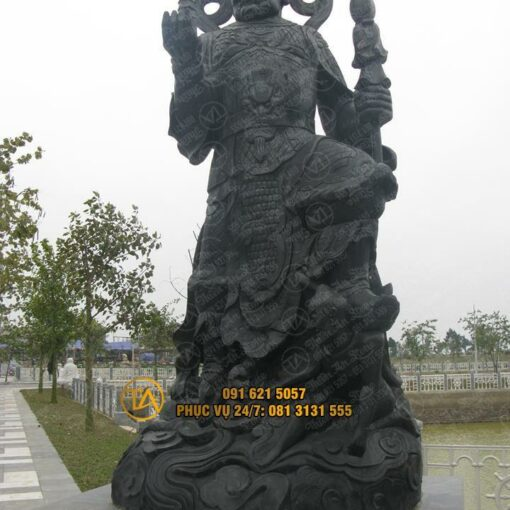 Tượng Tứ đại Thiên Vương; Tượng đá Tứ đại Thiên Vương