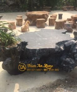 Bàn Ghế đá Tự Nhiên