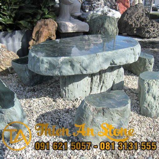 Bàn Ghế đá Xanh