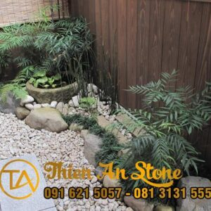Sân Vườn đơn Giản Thienanstone.com đẹp