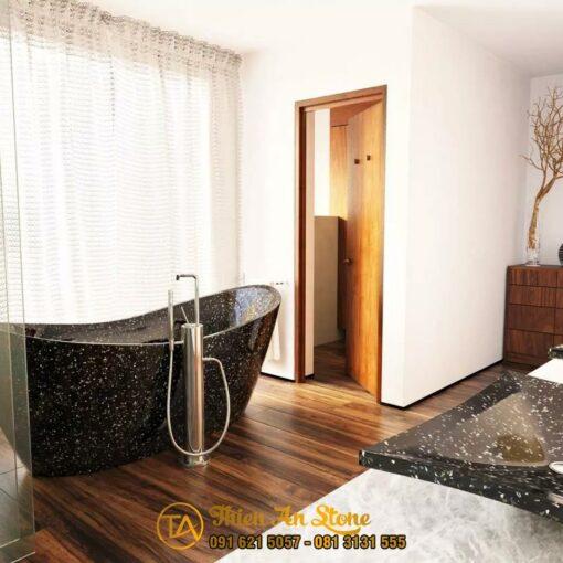 Bồn Tắm Đá Resort