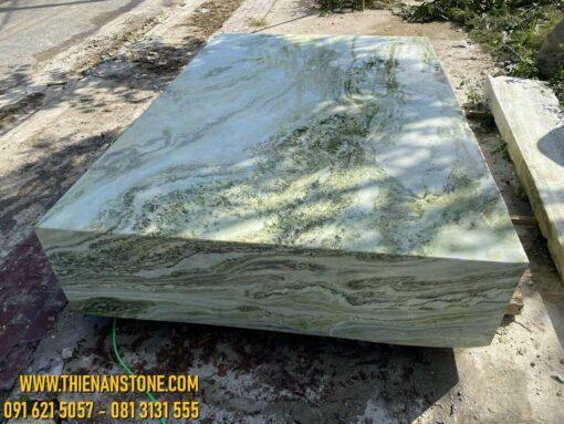 Sập đá ngọc Serpentine